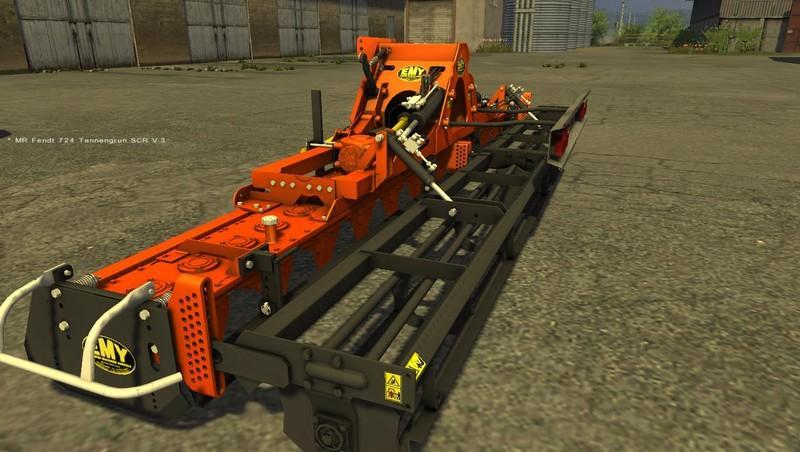 EMY Elenfer SPC 600 | Farming simulator 2015 mods, farming simulator