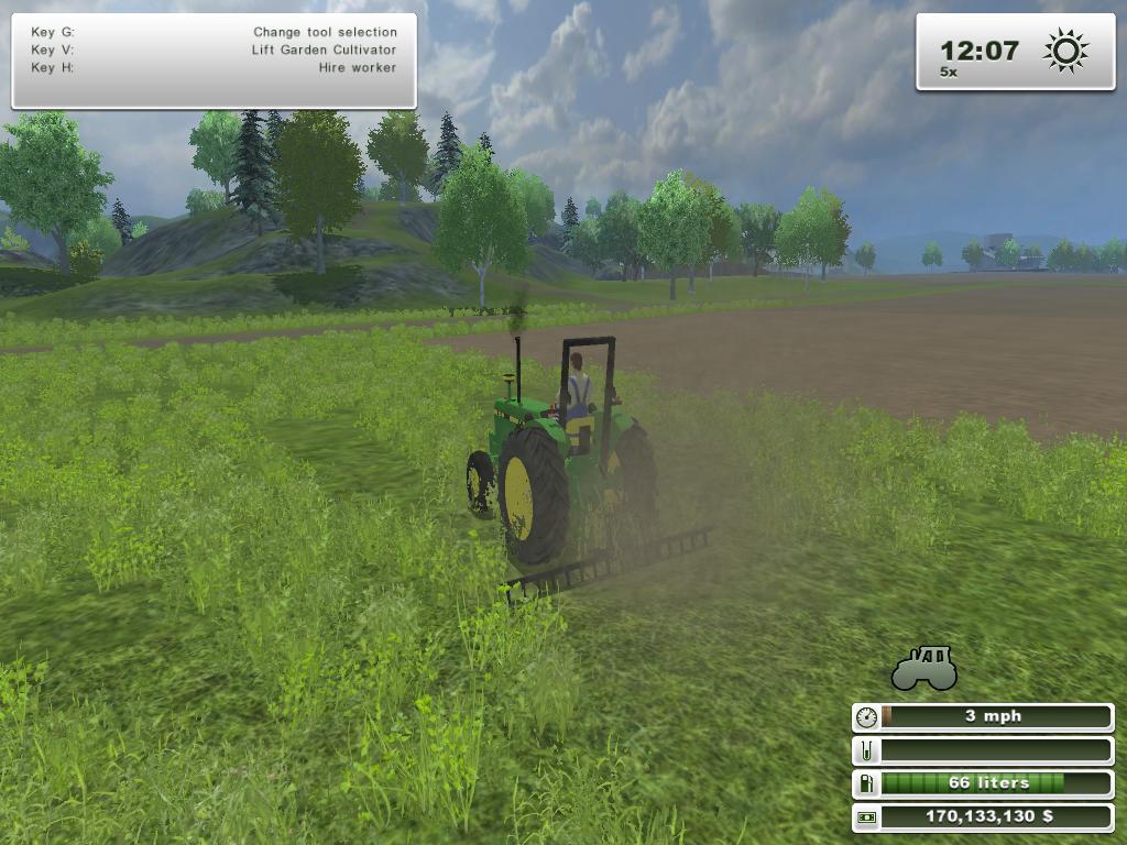 Garden Cultivator Farming Simulator 2015 Mods Farming