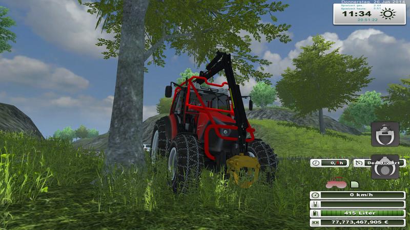 Geotrac94 Forest v 1 0 - farming simulator 2013 mods - games