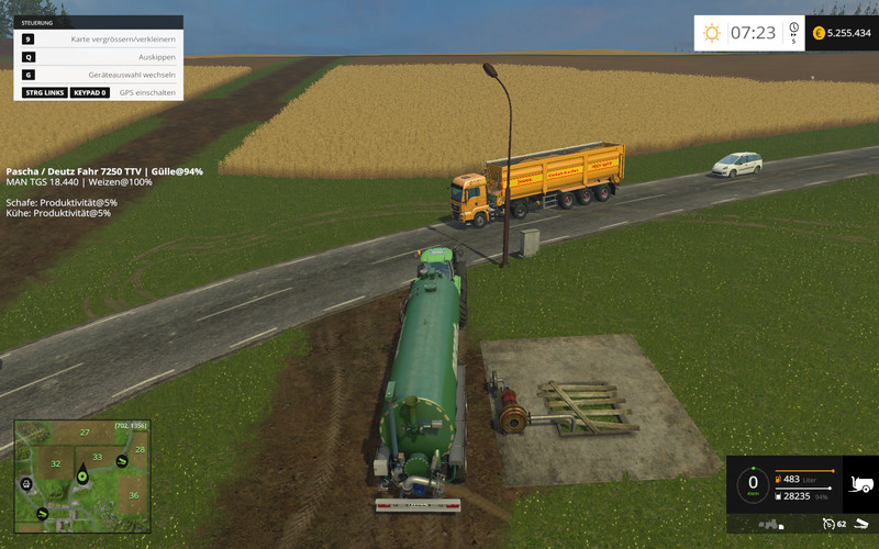 FS 2015 Slurry Sale V 1 0 | Farming simulator 2015 mods, farming
