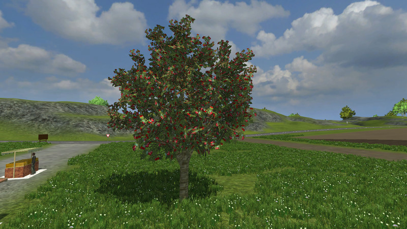 ROS Fruit And Berries Extension mod